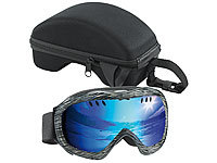 Speeron Superleichte Hightech-Ski & Snowboardbrille inkl. Hardcase